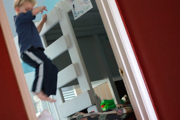 Preston jump